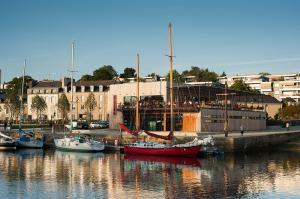 Le port de Vannes - ©CRTB E. Berthier