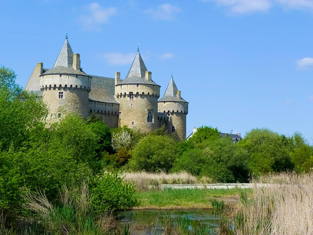 Château de Suscinio - ©CRTB D. Guillaudeau