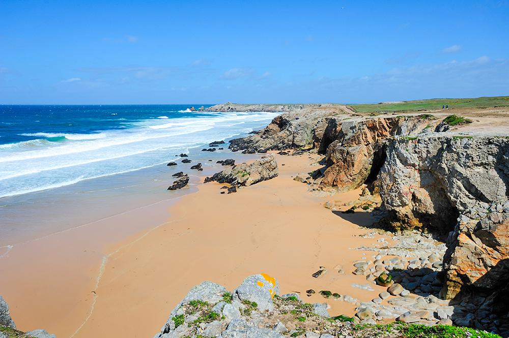 Quiberon côte sauvage - ©CRTB Y. Le Gal