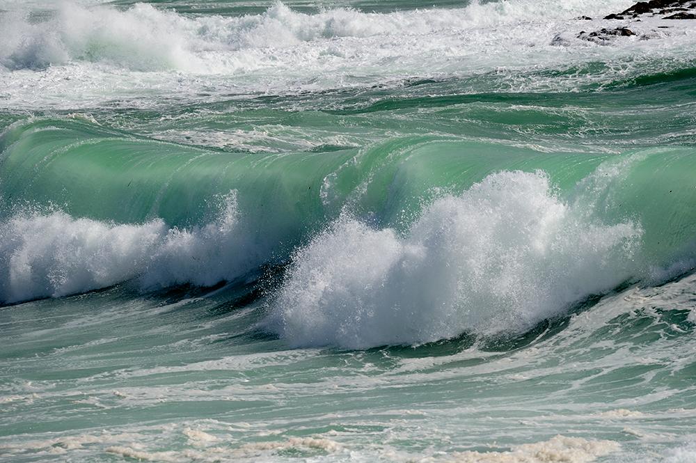 Quiberon vagues - ©CRTB Y. Le Gal