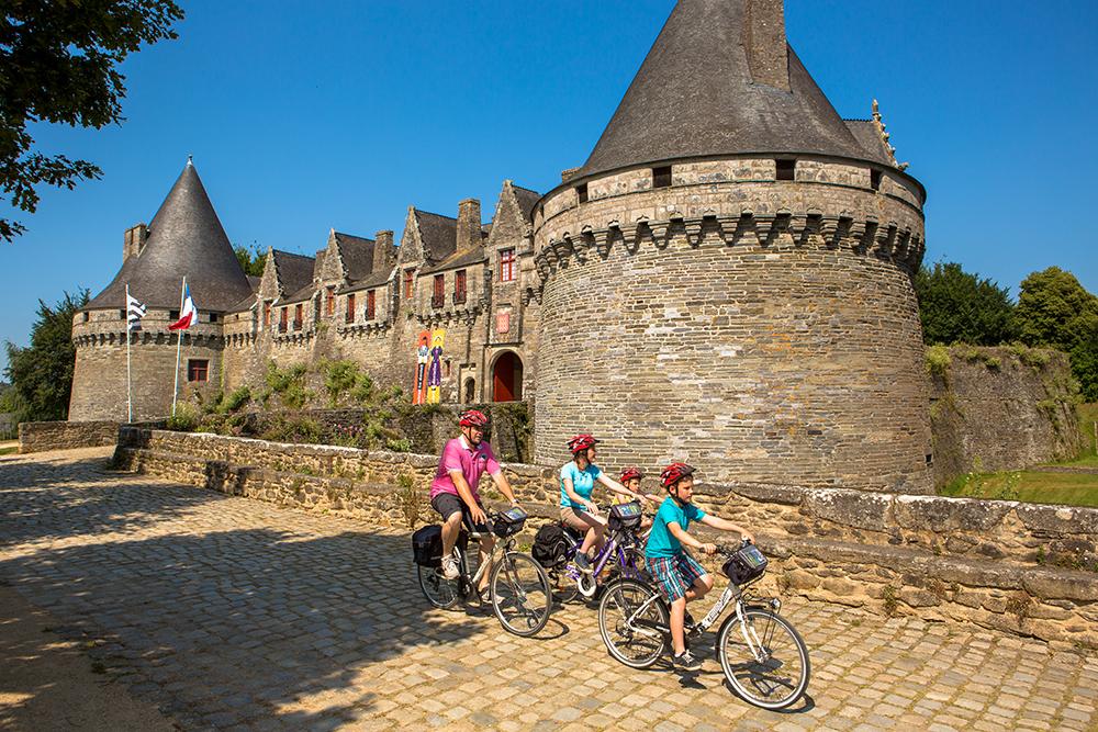 Château de Pontivy - ©CRTB S. Bourcier