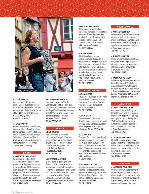 Bretagne Magazine n°71