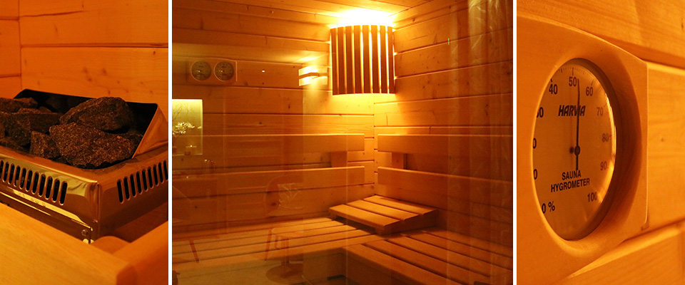 sauna maison de la garenne. Black Bedroom Furniture Sets. Home Design Ideas