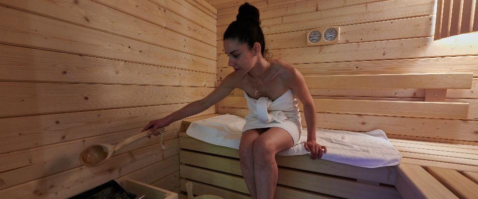 sauna modele