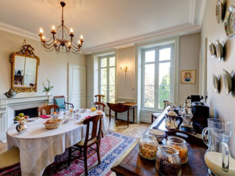 Guest house in the heart of Vannes in Morbihan