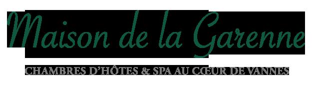 Maison de la Garenne, chambres d'hôtes et SPA au cœur de Vannes
